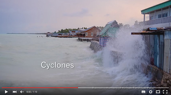 Cyclones in the Meg Taylor video. Image: PIF