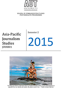 2015 Asia-Pacific Journalism Studies paper handbook