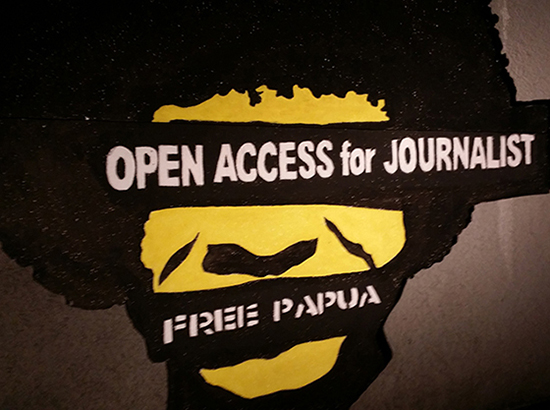 Media freedom in West Papua: a controversial issue in Indonesia but a major concern in the Pacific. David Robie/Pacific Media Centre, CC BY-ND