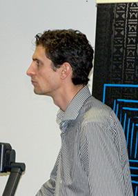 Dr Sebastian Leuzinger ... contested Prof McPherson's views. Image: Del Abcede/PMC