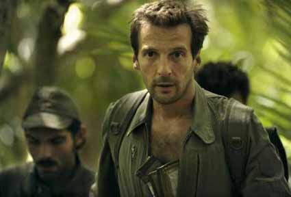 "Director Mathieu Kassovitz as the negotiator Captain Philippe Legorjus … ""inspirational and credible"". Image: Rebellion"