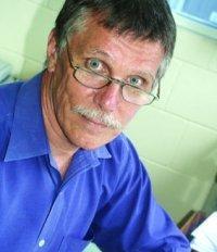 Cartoonist and social justice advocate Bob Browne