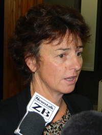 "Race Relations Commissioner Susan Devoy ... call to ""celebrate cultural diversity"". Image: Del Abcede/PMC"