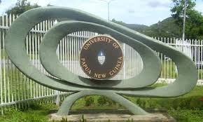 "The University of Papua New Guinea ... ""bad"" aid model. Image: UPNG"